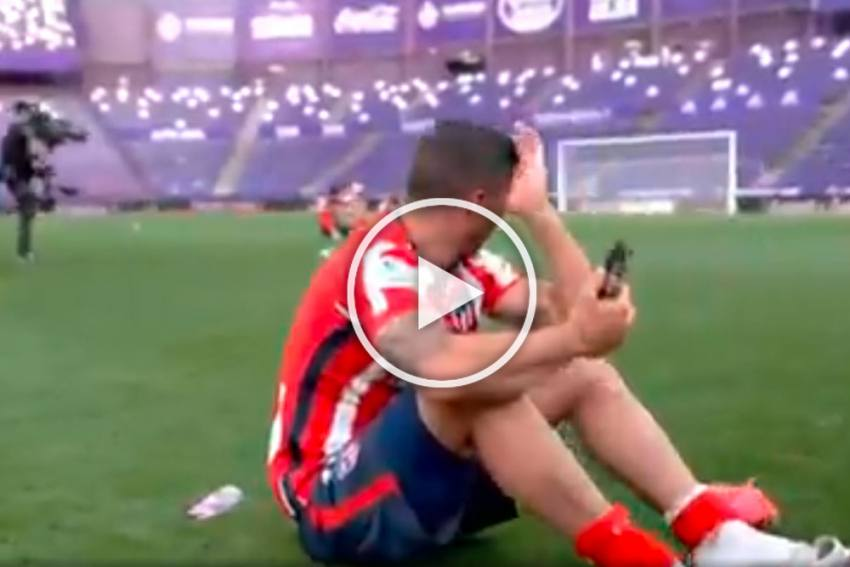 Barcelona Didn't Value Me: Emotional Luis Suarez Forever Grateful For Atletico Madrid Chance - VIDEO