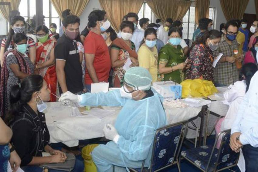 India Logs 2.4 Lakh New Covid Cases, Below 3-lakh Mark For Seventh Day