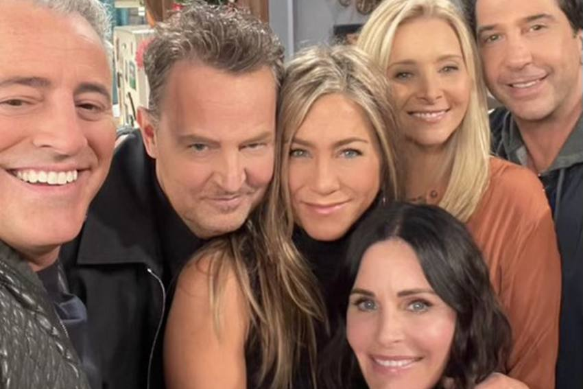 'Friends: The Reunion' To Premier In India On ZEE5