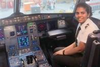 CM Pinarayi Vijayan Hails Kerala's First Woman Commercial Pilot