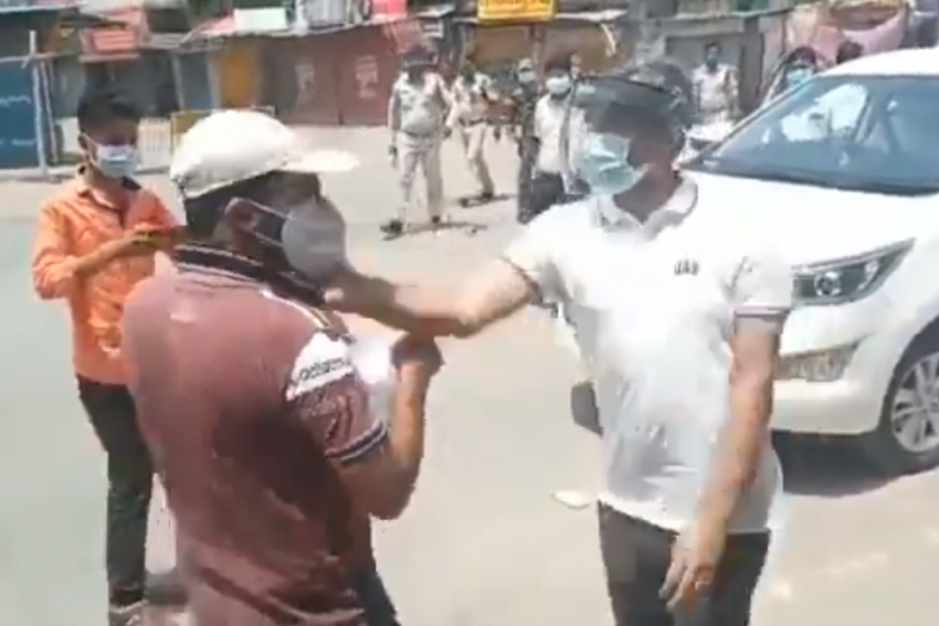 IAS Officer Sacked After Video Of Him Slapping Man In Chhattisgarh Goes Viral