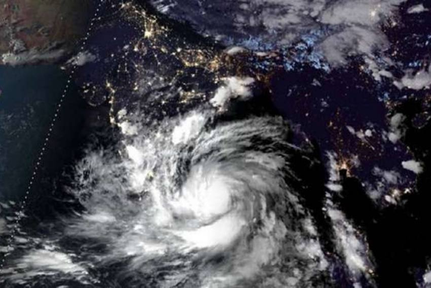 Depression Over Bay Of Bengal Likely To Develop Into 'Very Severe Cyclonic Storm' By Monday