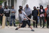 Cricket's Healing Touch: Asylum Seekers In Bosnia Find Joy In A 'Good Game'