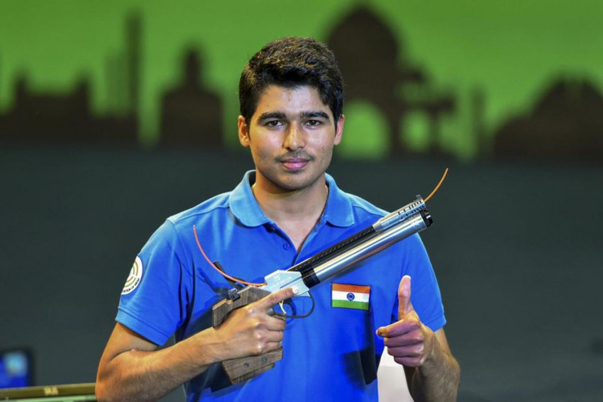 Olympic-bound Saurabh Chaudhary Puts Up Strong Show In European Shooting Championship