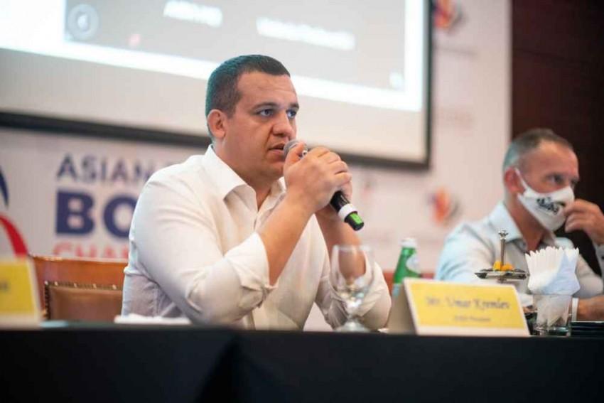 At Asian Championhsip AIBA President Umar Kremlev Warns Referees, Judges To Score Fairly Or Face Ban