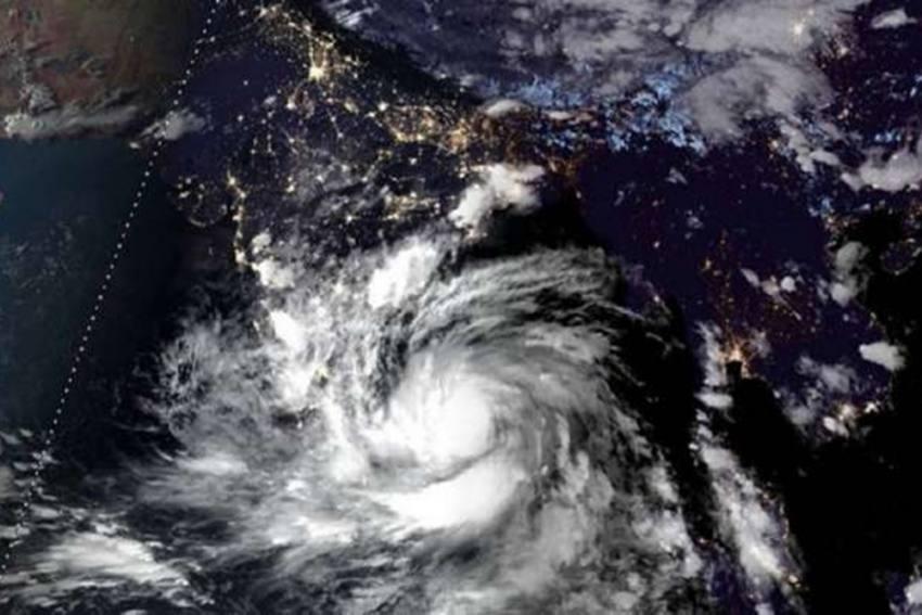 Eastern Coast On High Alert As India Braces For Cyclone Yaas
