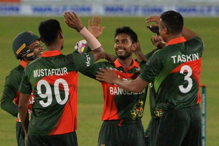 BAN Vs SL, 2nd ODI: Bangaldesh Secure 103-run Win, Clinch Series - Highlights