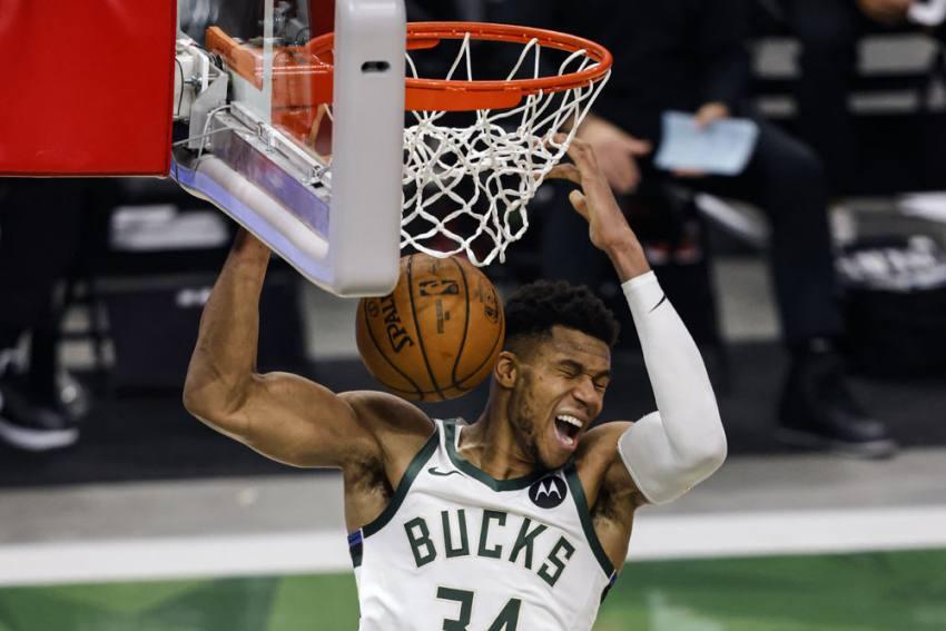 NBA Playoffs 2021: Giannis' Bucks Rout Heat, Nuggets Draw Level Despite Lillard Show