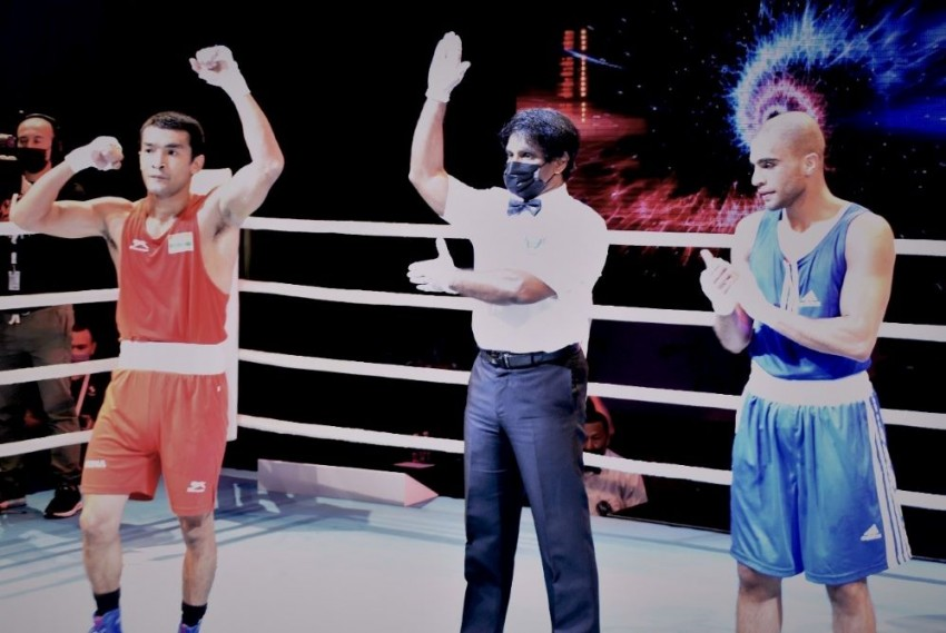 Asian Boxing: Shiva Thapa Secures Fifth Successive Medal, Hussamuddin Goes Down To World Champ