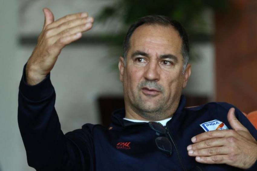 India National Football Team Coach Igor Stimac Likely To Get Extension Till September