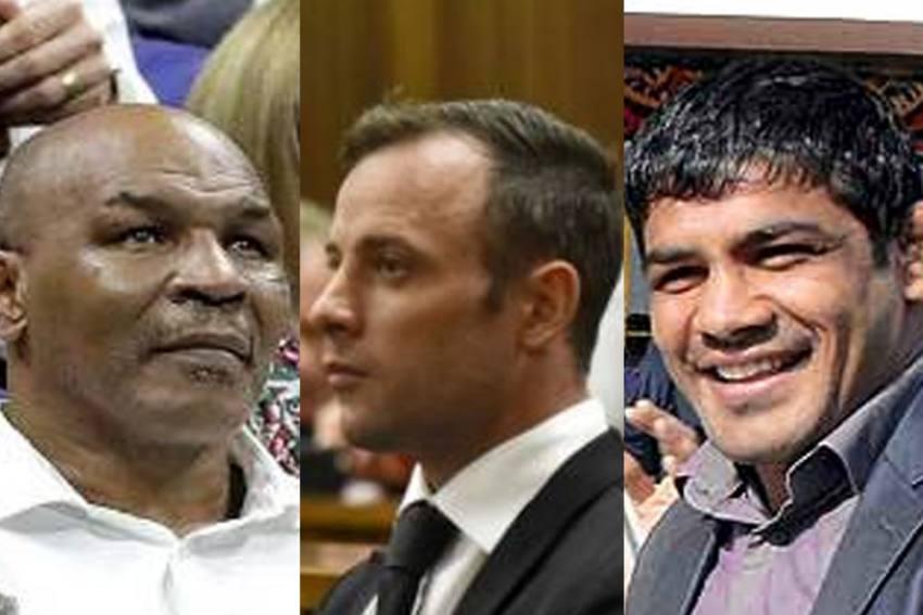 From Sushil Kumar To Oscar Pistorius - Ten Superstars Who Fell From Grace