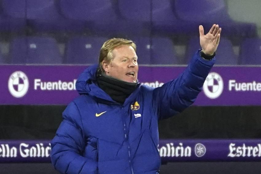 Ronald Koeman Barcelona Future Undecided After Joan Laporta Meeting, Claim Spanish Media