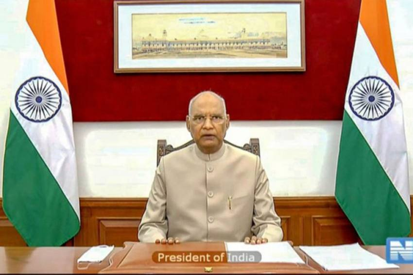 'Lord Buddha's Non-Violence Mantra Has Motivated Us For Centuries': President Kovind On Buddha Purnima