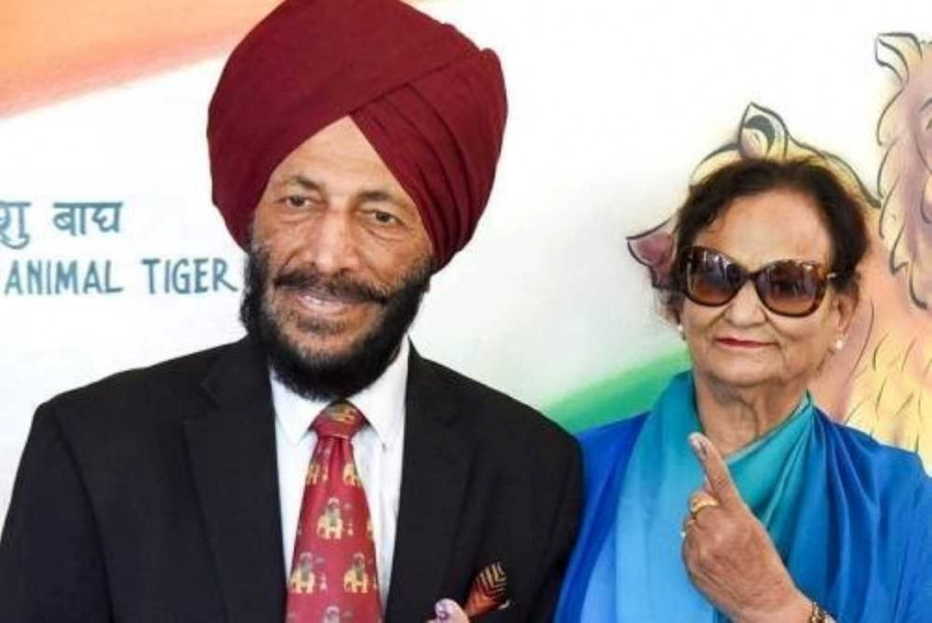 Sprint Legend Milkha Singh Shifted Out Of ICU, Wife Nirmal Admitted With COVID Pneumonia