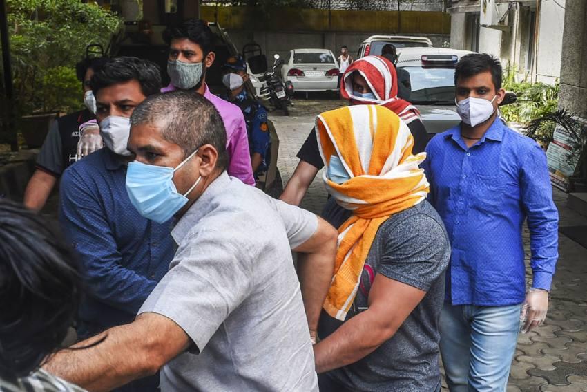 Wrestler's Murder: Sushil Kumar, Associate Taken To Spot For Crime Scene Reconstruction