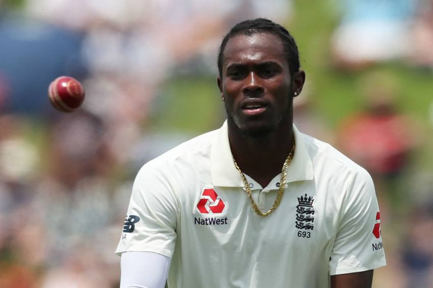 Jofra Archer To Undergo 'Intensive Rehabilitation Period' After Elbow Surgery