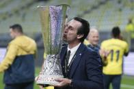 Villarreal's Uani Emery Eyeing Champions League After History-making Europa League Success