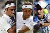 French Open Draw: Rafael Nadal, Novak Dkojovic And Roger Federer In Same Half