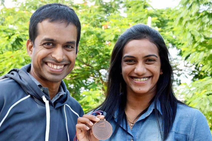 PV Sindhu Says Why She Doesn't Miss Ex-coach Pullela Gopichand Anymore