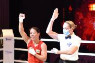 Mary Kom, Four Others Enter Final Of Asian Boxing Championships