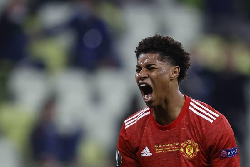Marcus Rashford, Manchester United Condemn 'At Least 70 Racial Slurs' After Europa League Final