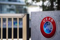 Super League Rebels Barcelona, Real Madrid, Juventus Hit Back At UEFA