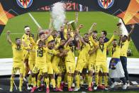 Europa League Final: Villarreal Beat Manchester United On Penalties To Win First Major European Title