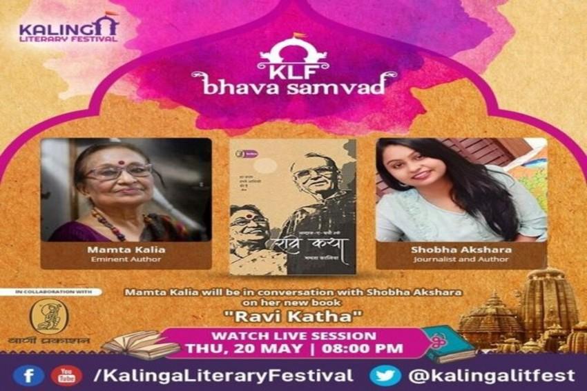 Kalinga Lit Fest's Bhava Samvad Celebrates Literature In Time Of Pandemic