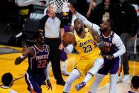 NBA Playoffs 2021: LeBron's Lakers Claim 2-1 Lead Behind Davis Display, Bucks On Verge Of Heat Sweep
