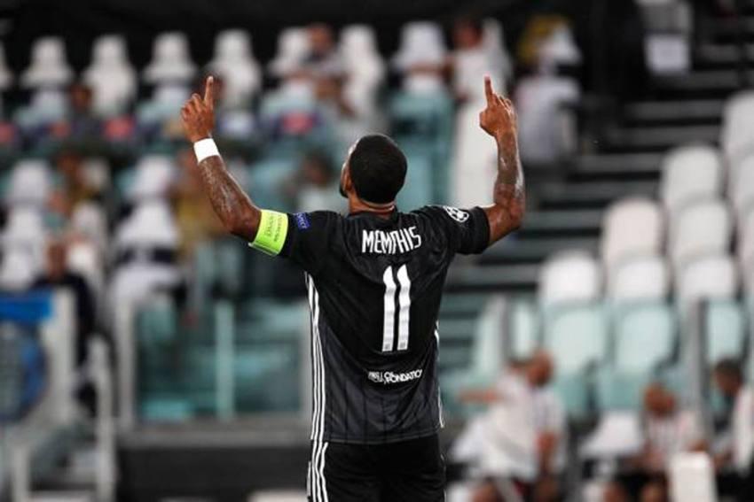 He Isn't Messi, Ronaldo, Neymar Or Mbappe: Lyon's Juninho Hits Out At Outgoing Barca Target Depay