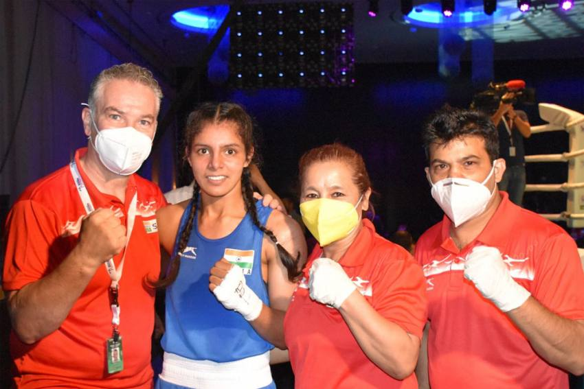 Asian Boxing Championships: Sakshi Choudhary Loses Final Spot On Bout Review