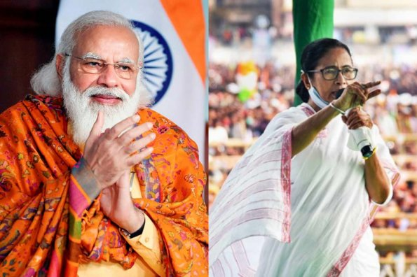 Suvendu Adhikari A Thorn In Modi-Mamata Meeting Over Cyclone Yaas Relief