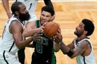 NBA playoffs 2021: Tatum's 50 Thwarts Nets As Celtics Hit Back, Kawhi's Clippers Respond