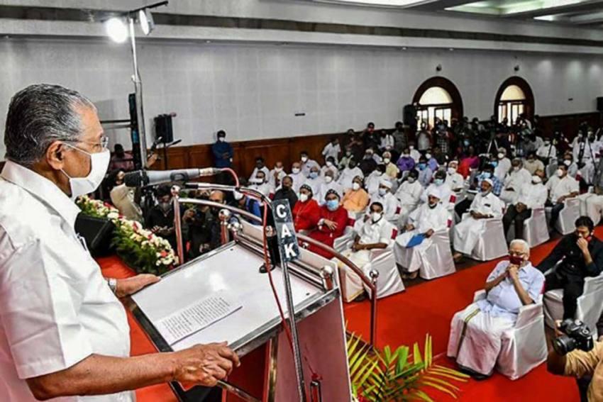 Actor Prithviraj's Sentiments On Lakshadweep Reforms Reflect Those Of Keralites: CM Pinarayi Vijayan