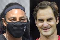 French Open: Will Serena Williams And Roger Federer Still Have 40 Love For Tennis?