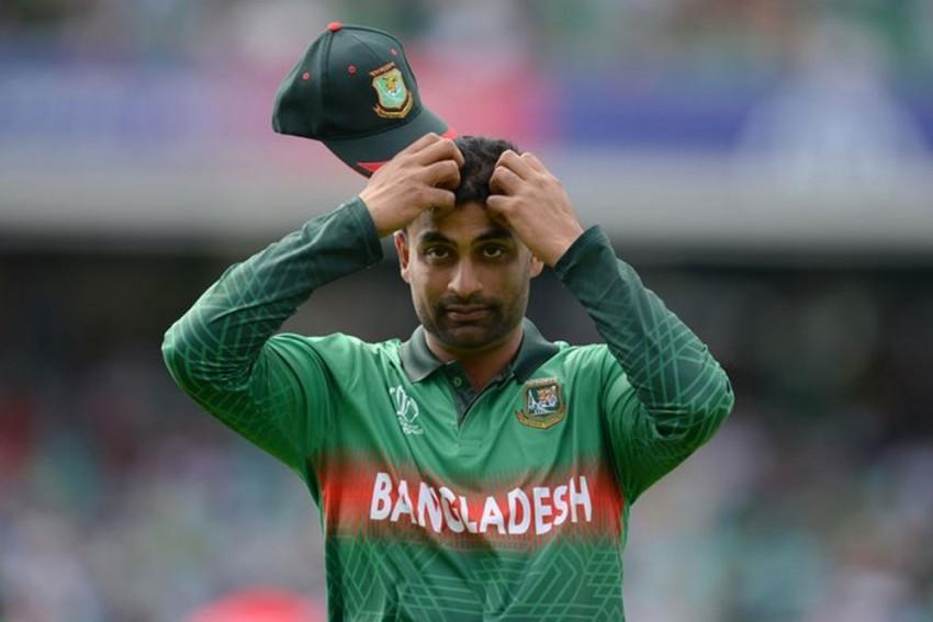 BAN Vs SL: Bangladesh Captain Tamim Iqbal Fined For Using Obscene Language During Third ODI