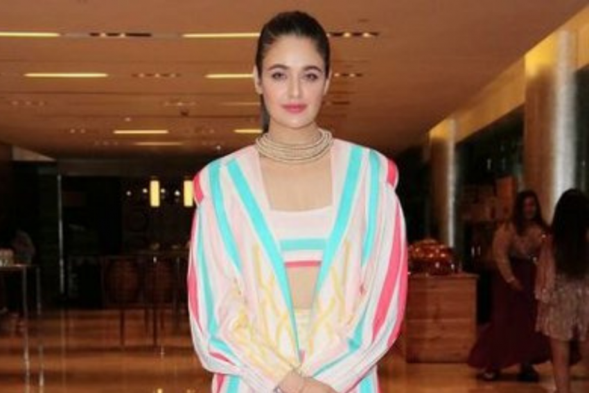 Haryana Police Books Actress Yuvika Chaudhary For Using Casteist Slur In Viral Video