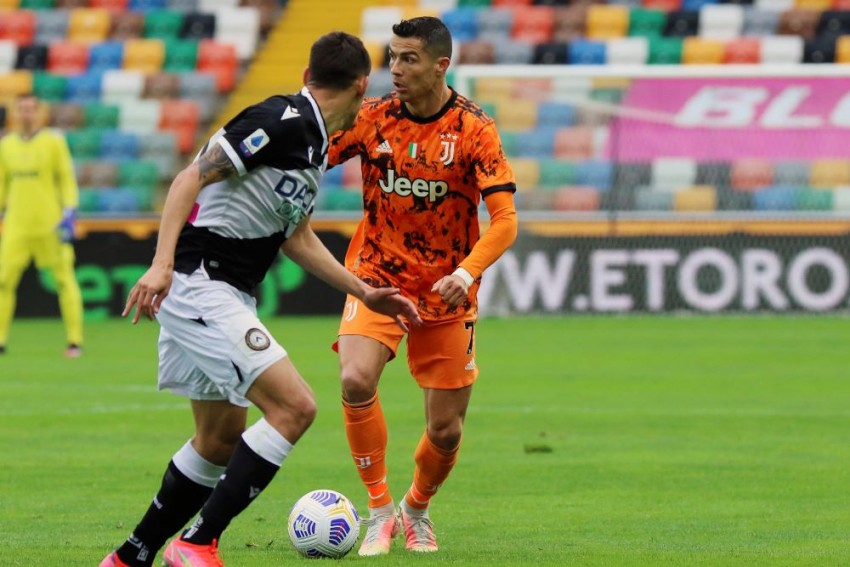 Udinese 1-2 Juventus: Ronaldo's Late Double Secures Vital Serie A Win