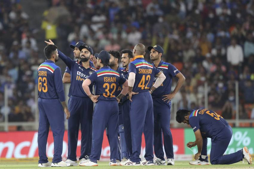 ICC Rankings: India 2nd In T20, Drop To 3rd In ODI After Annual Update