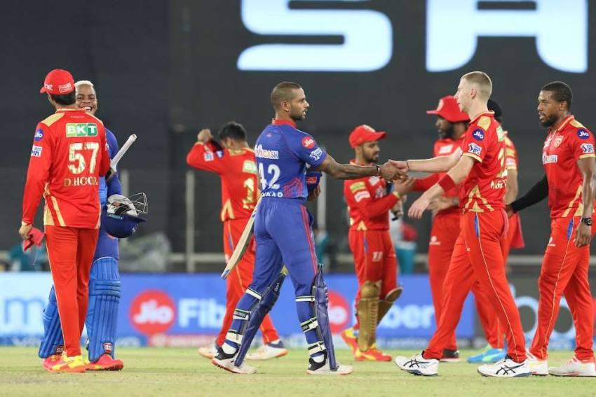 IPL 2021: Shikhar Dhawan Stars In Delhi Capitals' Dominant Win Over Punjab Kings