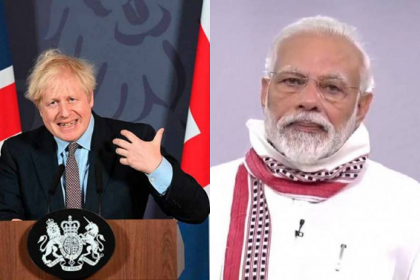 India, UK To Conduct Virtual Summit On Tuesday To Discuss Bilateral Ties