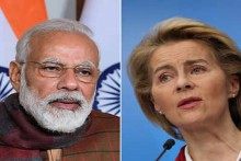 PM Modi, European Commission President Exchange Views On Covid Situation