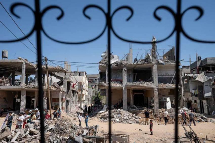 Israel, Egypt Hold Talks To Bolster Gaza Truce