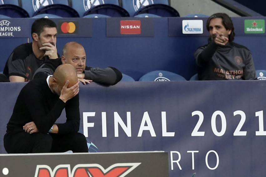 Pep Guardiola One Again Face Accusations Of 'Overthinking'