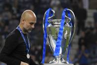 Pep Guardiola Defends Manchester City Selection After UCL Final Defeat