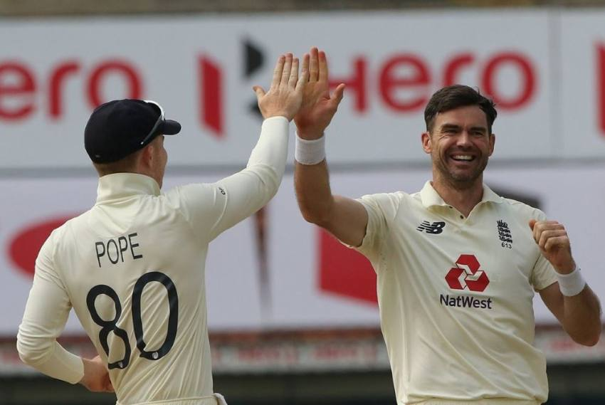 Eight Shy Of 1000 First Class Wickets, James Anderson Ready For New Zealand, India Tests