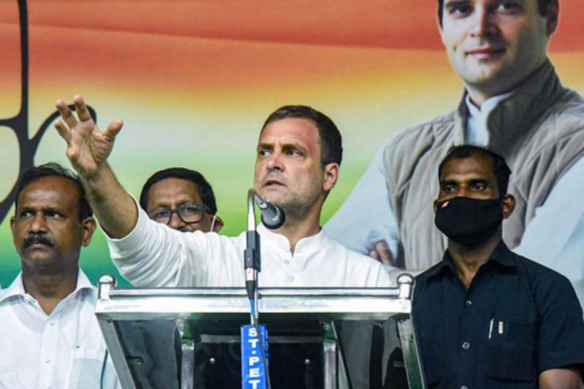 On Modi Govt's 7th Anniversary, Congress Releases Seven-Point Chargesheet Of 'Blunders'
