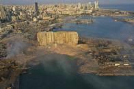 Beirut Port Blast: Lebanon Receives French Report