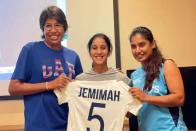 Jemimah Rodrigues Says, Team India Is Playing For Every Single Girl Who Desires To Take Up Cricket
