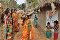 Chandana, A Daily Wager's Wife With Only Rs 6,000 In Bank Account, Scripts Victory In Bengal Polls